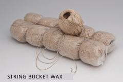 STRING BUCKET WAX